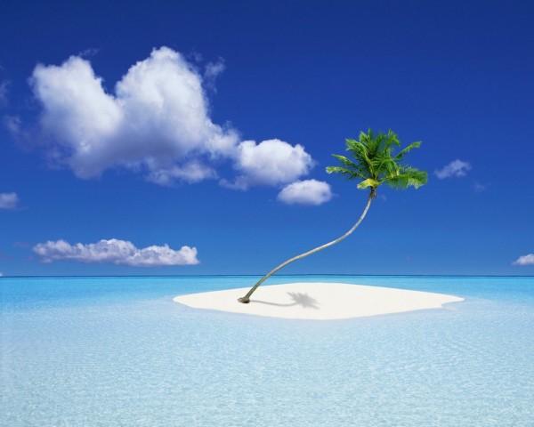 أستطيع التحدث فتلك المناظر تجبرني island-holiday-wallp