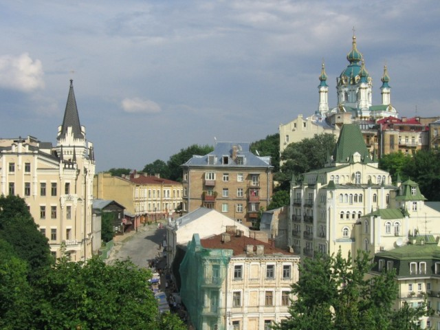 Поділ, Київ