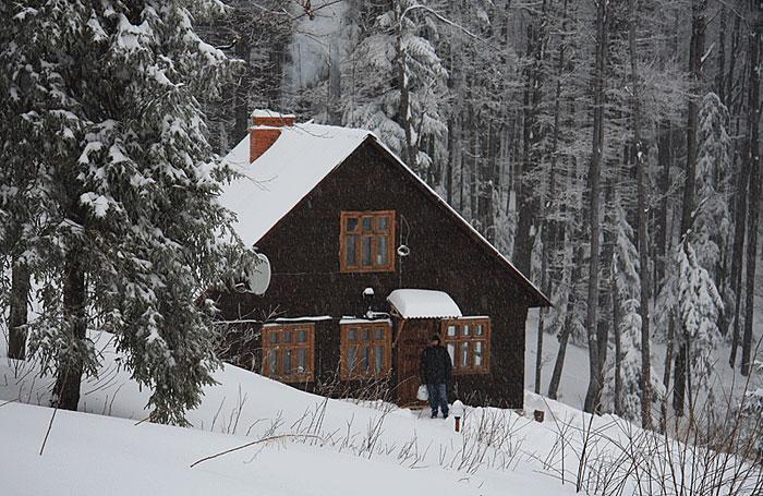 Гірський готель карпатські полонини