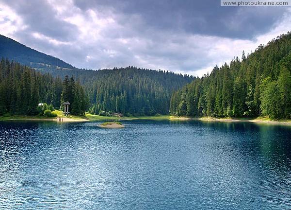 Озера Карпат Фото