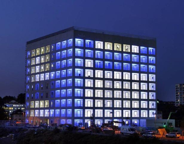 New Stuttgart Library