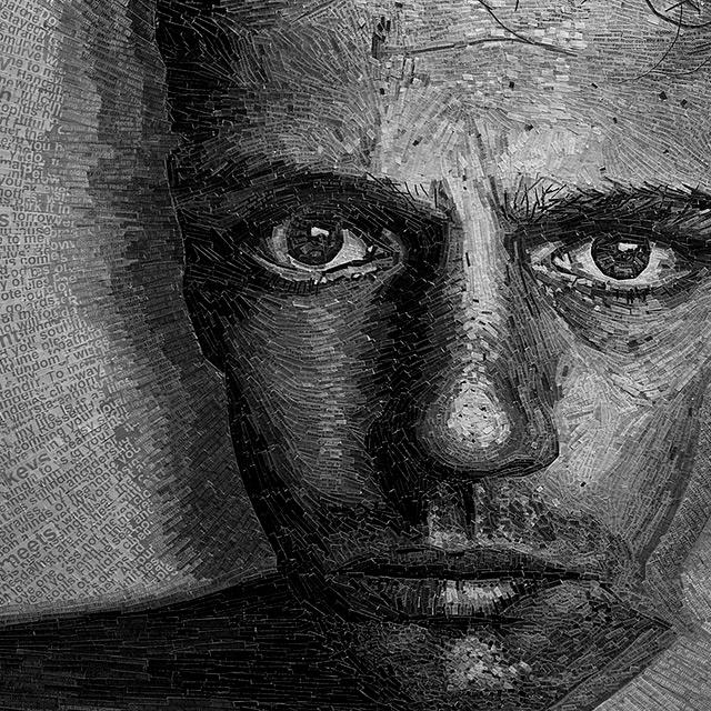 Римовані портрети від Джеймі Пула
