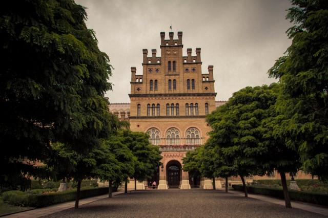 Сім місць україни які варто відвідати