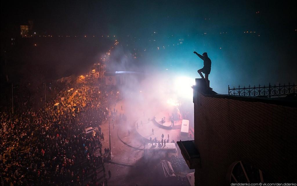 Яскраві та найбільш вражаючі фотографії протистояння в Україні (фото)