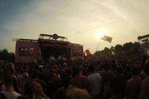Sziget 2014: фестивальний Вавилон