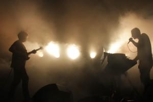 Концерт Darkside — яскраві враження найпохмурішого колективу
