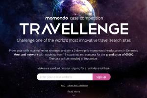 Travellenge: туристичний конкурс для студентів від momondo