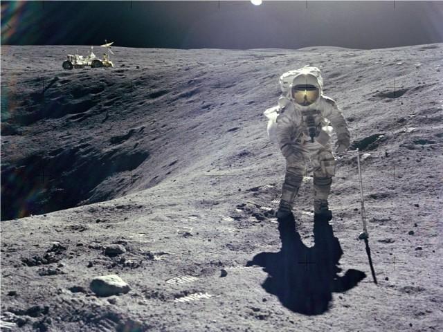 Moon Landing Wallpapers 4