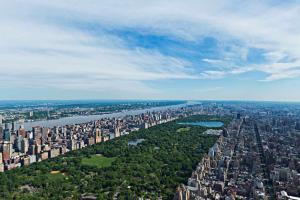 Фото з найвищого житлового будинку Нью-Йорка