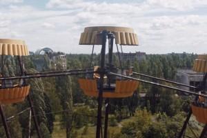 Чорнобильську зону відчуження зняли на відео з дрона