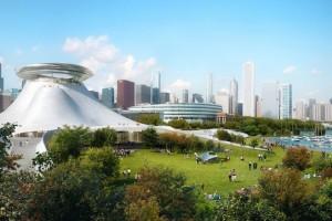 Джордж Лукас відкриє футуристичний музей в Чикаго