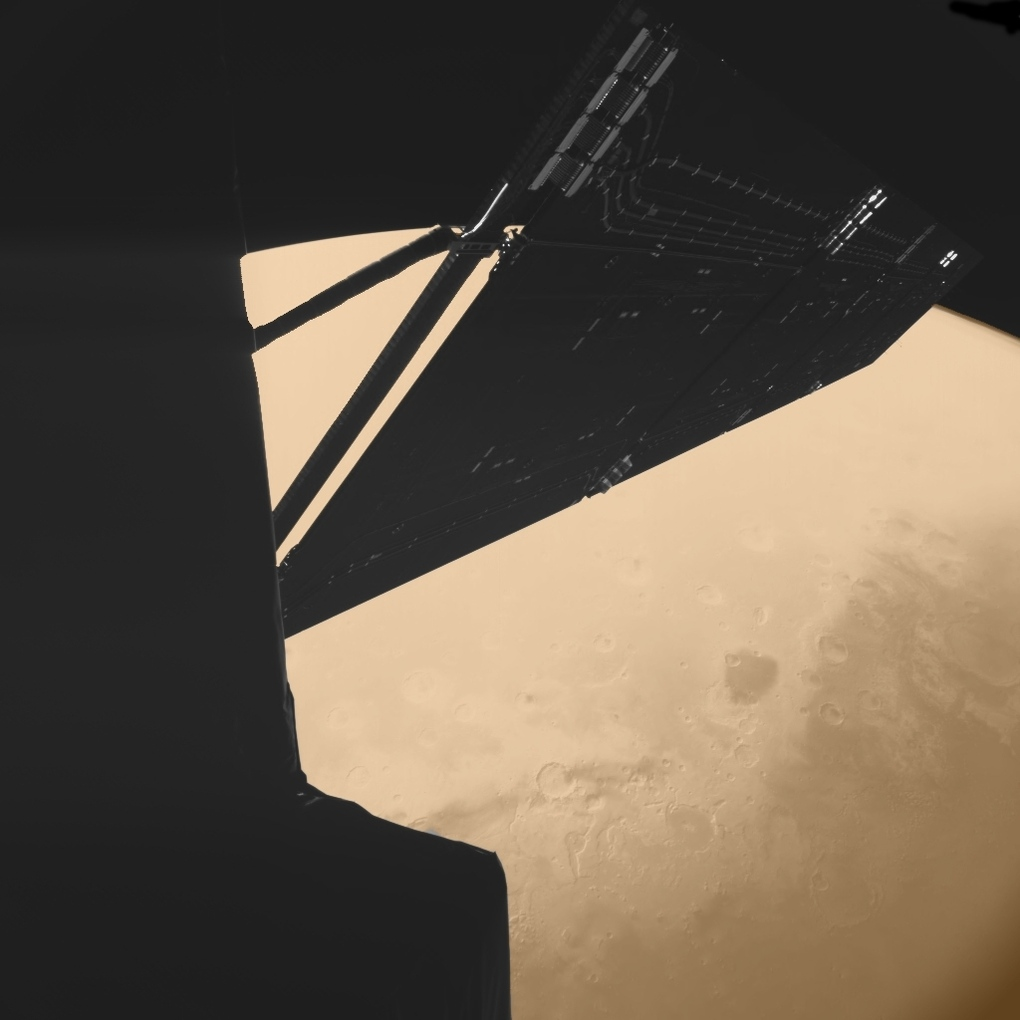 Stunning_image_of_Rosetta_above_Mars_taken_by_the_Philae_lander_camera_verge_super_wide