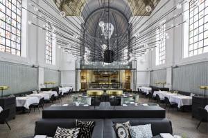 Храм високої кухні: в голандській церкві відкрили ресторан