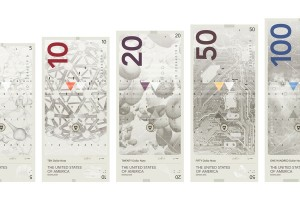 Американський художник переосмислив дизайн доларів