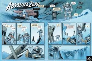 Крістофер Нолан випустив комікс за мотивами «Інтерстеллара»