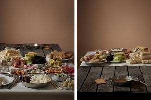 Як харчуються бідні та багаті: фотопроект Power Hungry