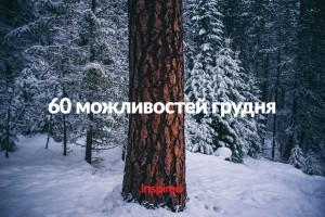 60 можливостей грудня