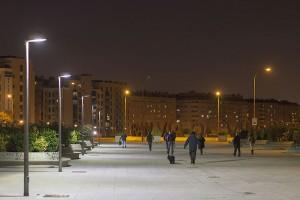 Київ переведе вуличне освітлення на LED-лампи