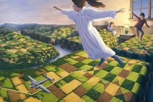 Картини з секретом: оптичні ілюзії Роберта Гонсалвеса