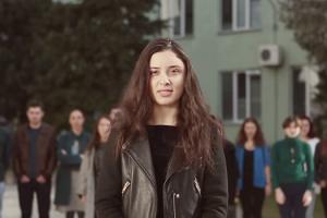 Грузинські студенти зняли відео в підтримку України