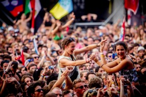 "Sziget 2016: The Chemical Brothers, Editors, Noisia ""Outer Edges"", Tinie Tempah"
