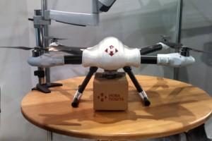 Нова Пошта хоче доставляти товари за допомогою дронів