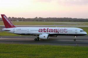 Лоукостер Atlasjet запустить 29 рейсів з України