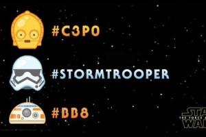 Twitter запустив нові emoji-смайлики, присвячені «Зоряним Війнам»