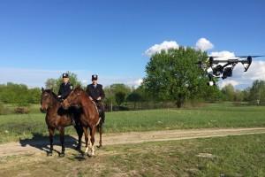 Українська поліція використовуватиме дрони для патрулювання територій