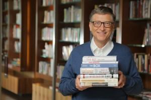 Що читати влітку: 6 книг від Білла Гейтса
