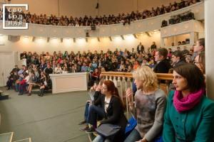 Професори економіки Гавайського, Пітсбургського та Шефілдського університетів проведуть лекції у Києві
