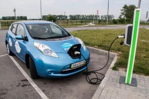Продажі електрокарів в Україні виросли на 400%