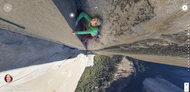 Street-View-Yosemite