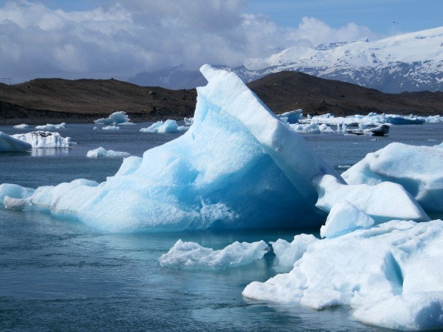 Льодовикове
