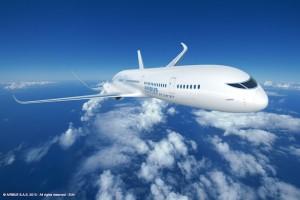 Airbus розробляє гіперзвуковий літак, який долетить з Лондона до Нью-Йорка за годину