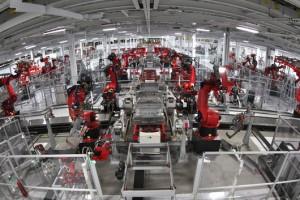 Китай відкрив першу в світі фабрику без людей