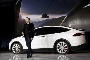 Tesla презентувала свій новий автомобіль – Model X