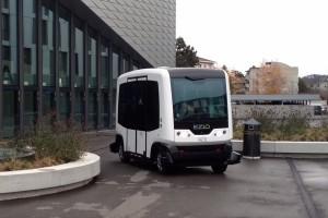 В нідерландському місті запустять перші в Європі автобуси без водіїв