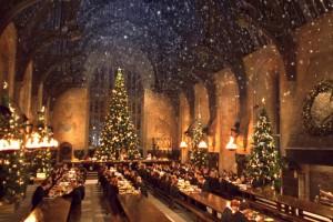 Warner Bros проведе різдвяну вечерю в залі, де знімали Гаррі Поттера
