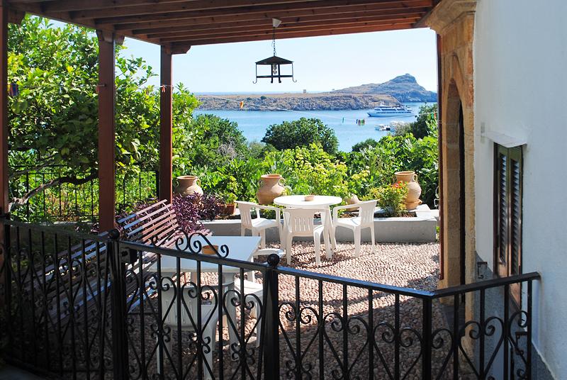 Ліндос, острів Родос