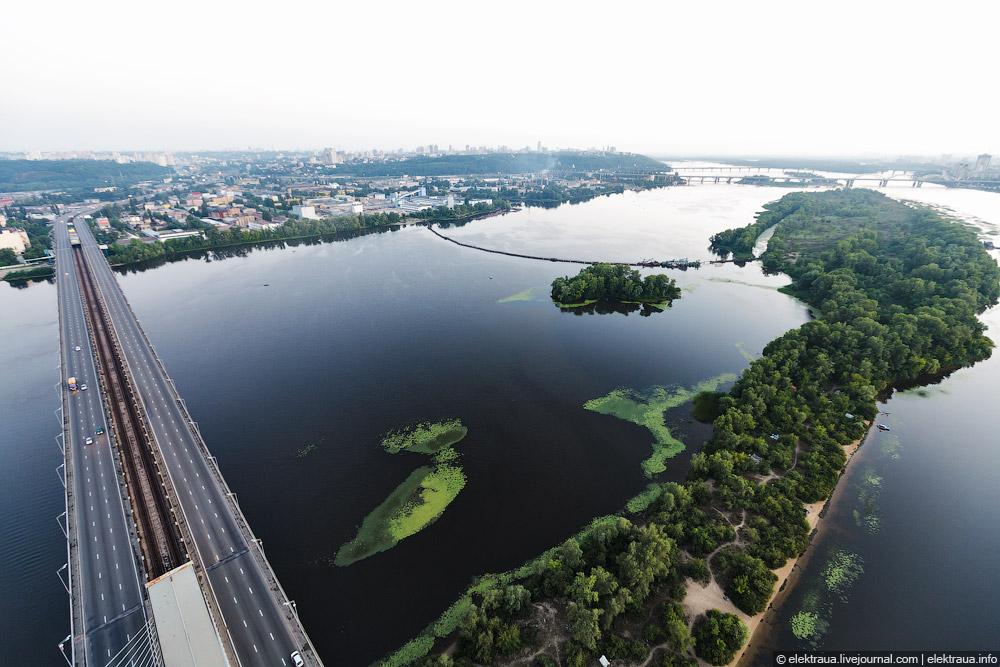 Південний міст, Київ