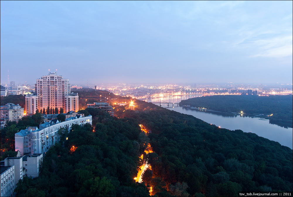 Фотографії Києва