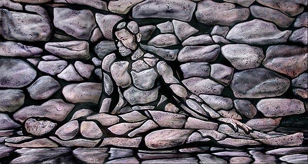 Боді-арт, Craig Tracy