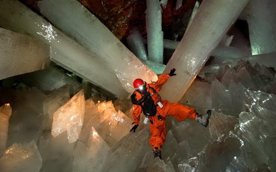 Печера кристалів