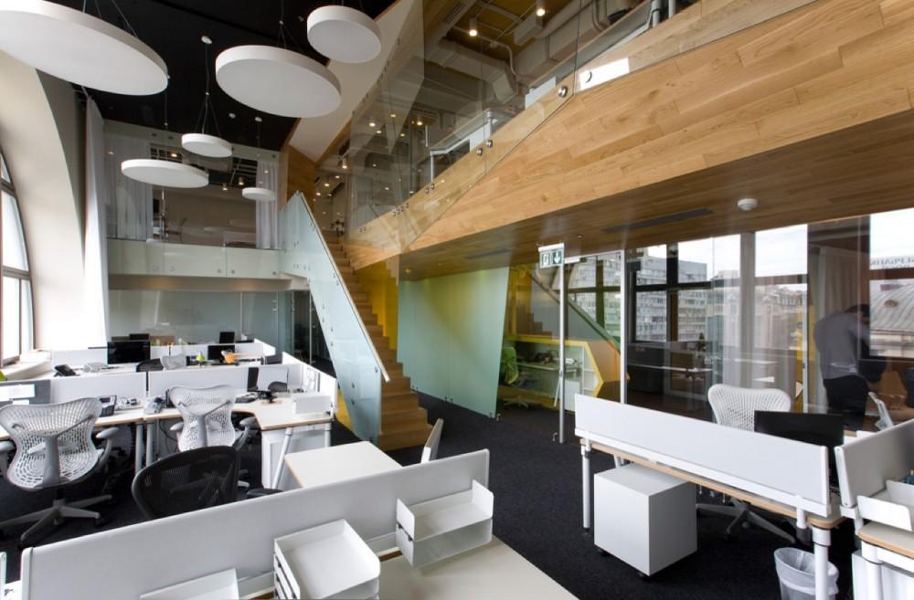 Офіс Яндекса у Києві