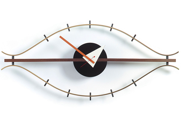 George Nelson Eye Clock, 1957