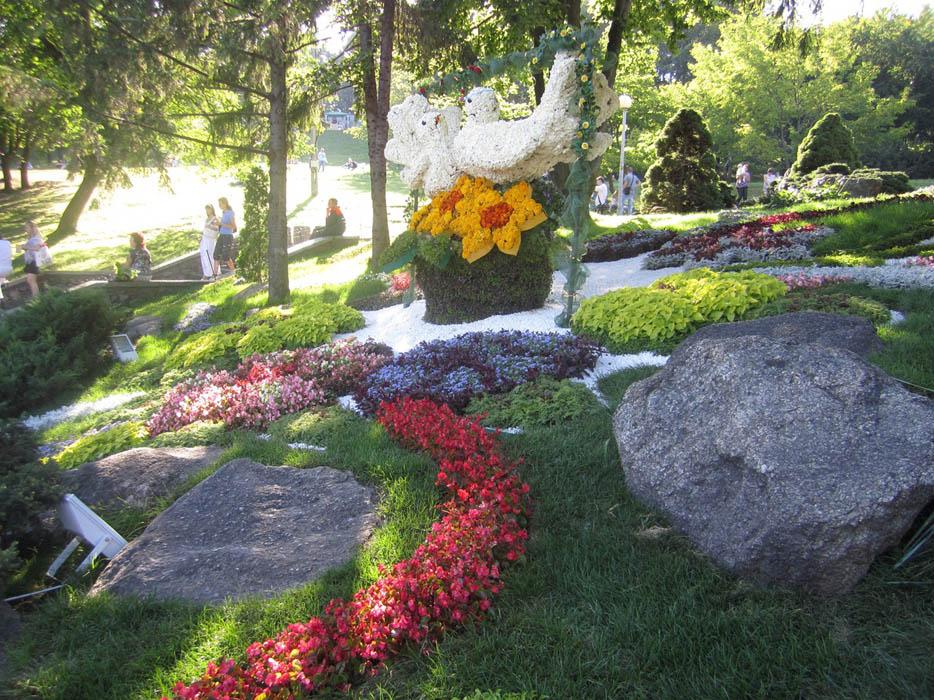 Виставка квітів у Києві