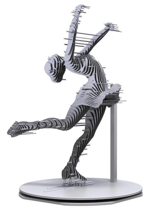 Металеві скульптури