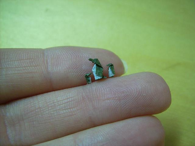 Мініатюрне орігамі