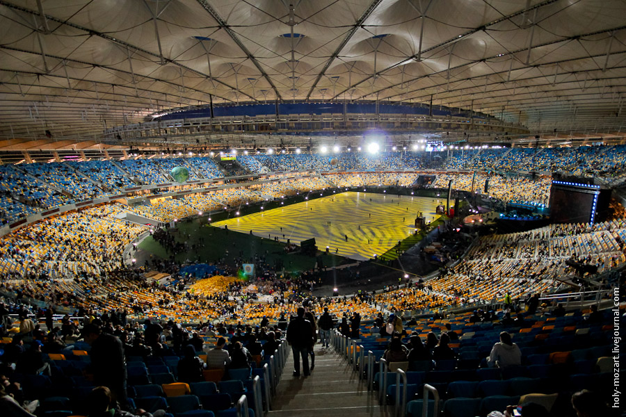 Відкриття НСК Олімпійський у Києві